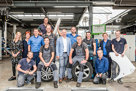 Wijnands Autoservice Team